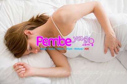 Hamilelikte İdeal Uyku Pozisyonları